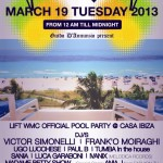 Madame Betty guest @ Lift Wmc Pool Party (Miami) March 19